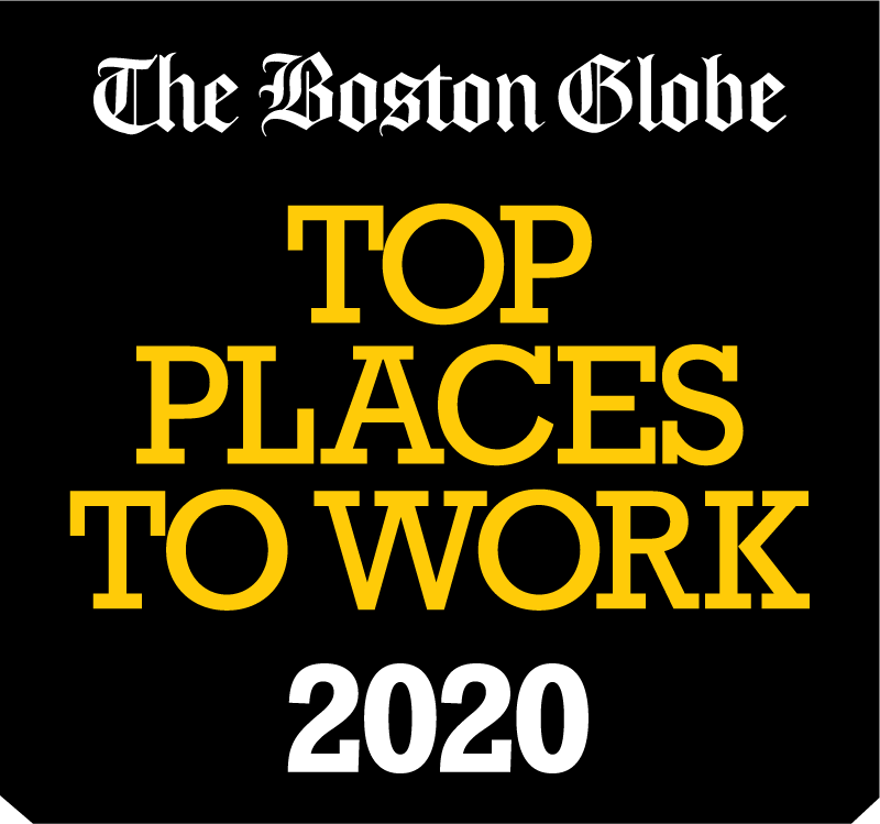 Boston Globe Best Places to Work 2018